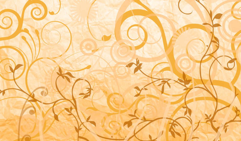 цветы, узоры, ветви, абстракция, орнаменты, растительность,
