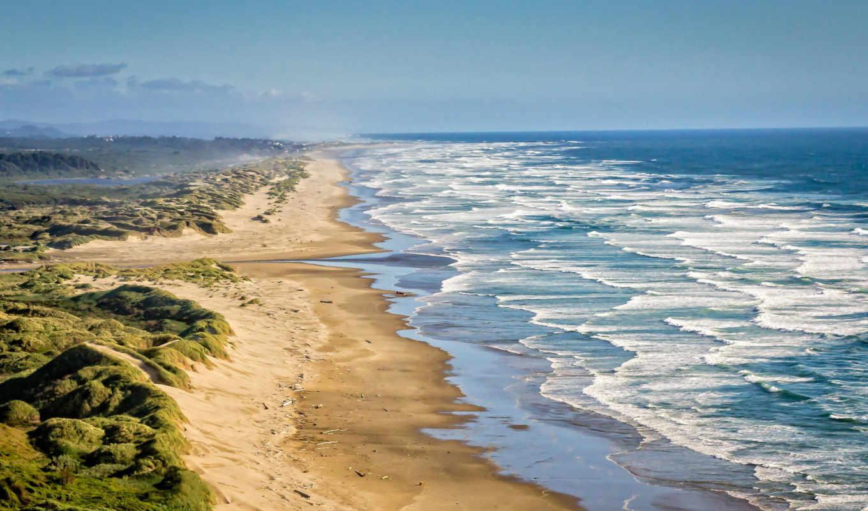 волны, ocean, landscape, природа,