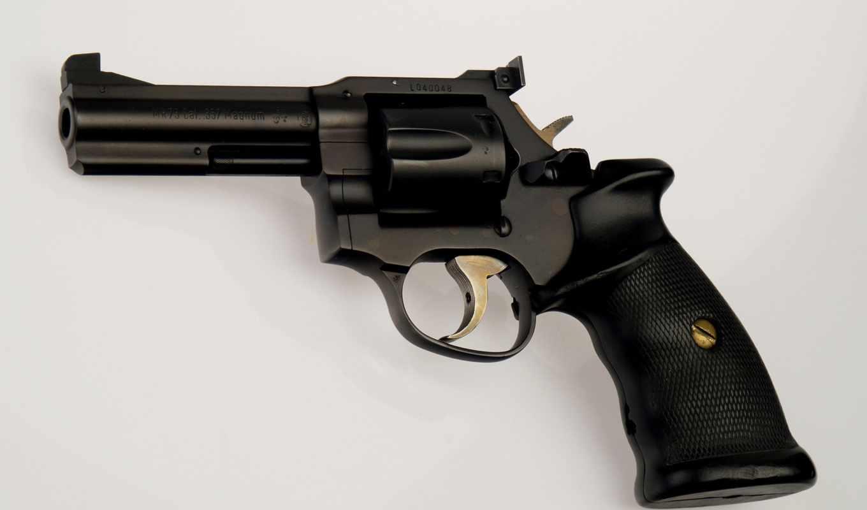 revolver, пістолет, барабан, oruzhie,