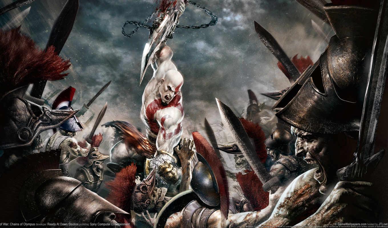 god, war,