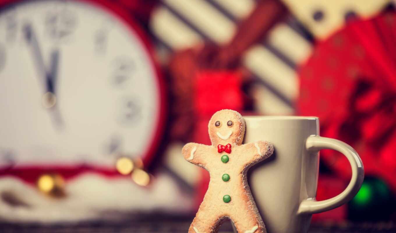 christmas, пряник, еда, emotion, somon, xmas, new, winter, мужчина, free