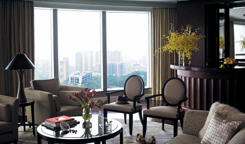 kong, hong, penthouse, место, langham, hotel, mongkok,