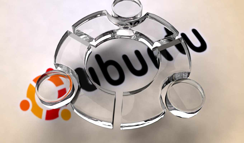 ubuntu, linux, логотип, бренд,