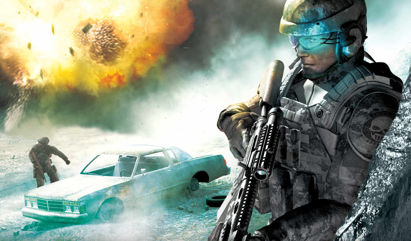 ghost, recon, future, soldier, games, tom, warfighter, advanced, game, windows, video, pictures, sed, clancys, imagenes,