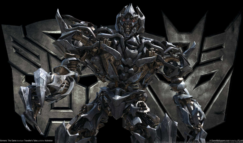 megatron, transformers, game, desktop, prime, free,