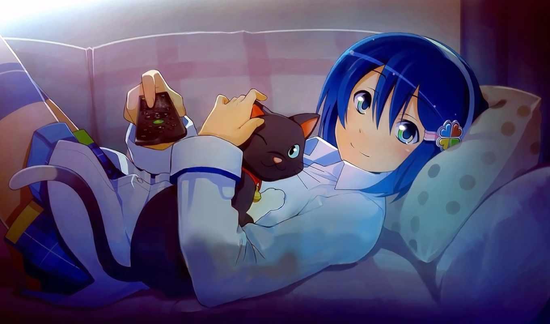 anime, windows, тян, виндовс, кот, понравилось, оставить, чтоб, дизлайков,
