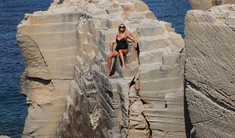 rock, climbing,