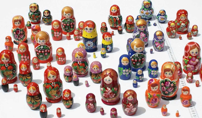 doll, nest, russian