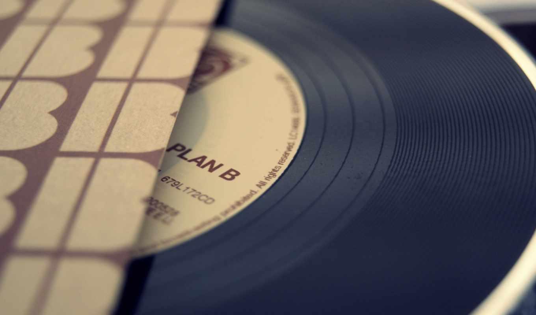музыка, винил, record,