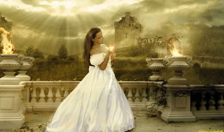 невеста, фэнтези, свадебный, замок, свадебные, movie,