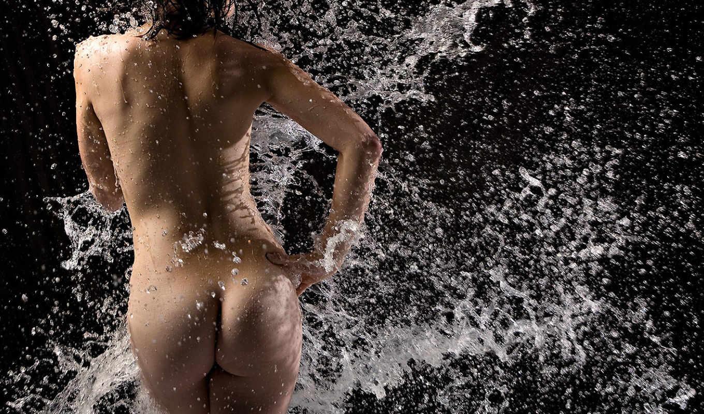 воды, брызги, water, splashing, кисти, клипарт, фотошопа, женское, тело,