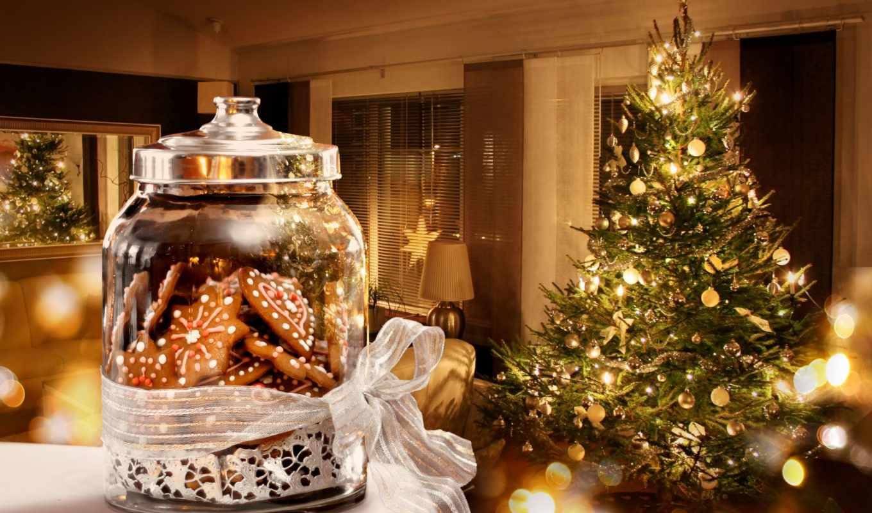 год, new, картинка, елка, праздники,