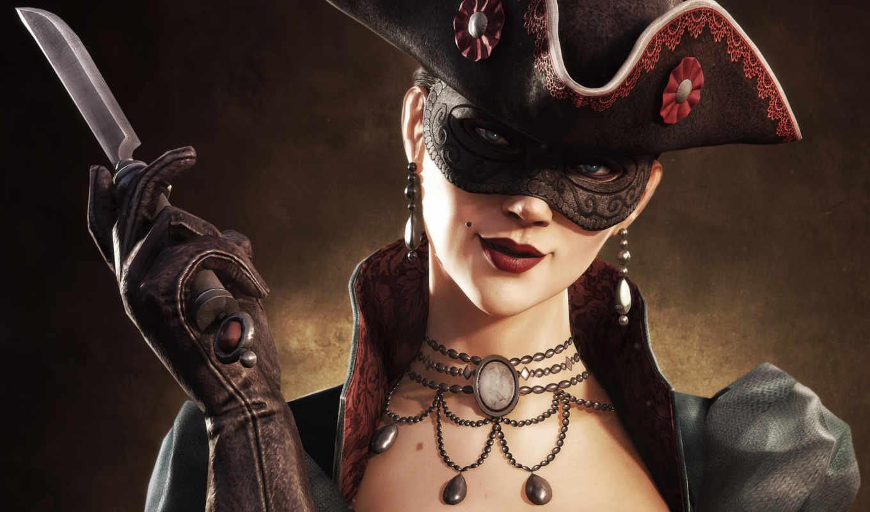 creed, assassin, пираты, women, флаг, black, оказывается, были, своей, но,