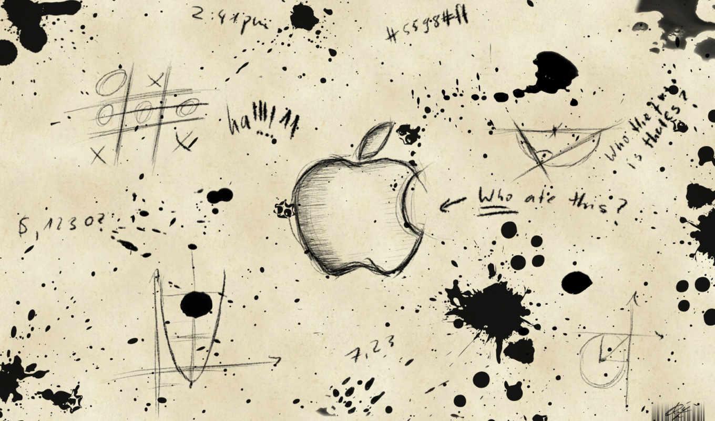 обои, apple, надписи, фото, логотипы, обоев, чтобы