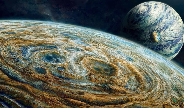 cosmos, planet, космос, pictures, sci, планеты, art,