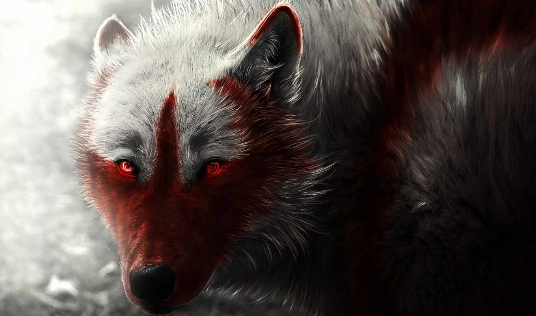 волк, scary, jersey, мужской