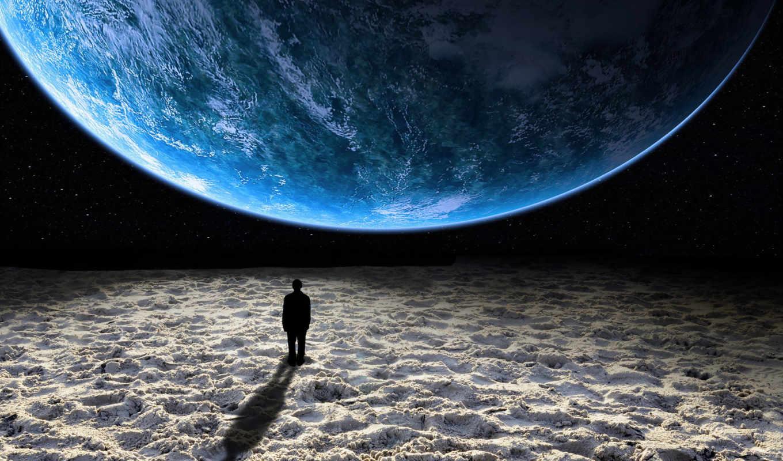 мужчина, cosmos, того, мне, почти, поверженный, неудачами, назад, лежал, начиналась, которая,