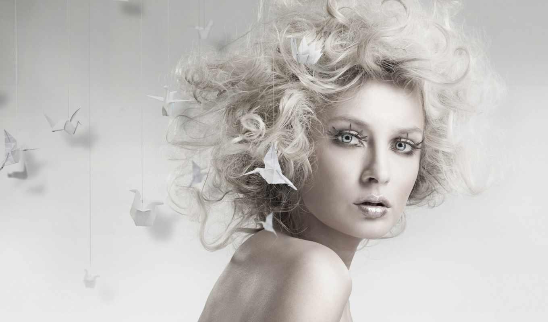 девушка, devushki, шоке, star, оригами, превью, стиле,