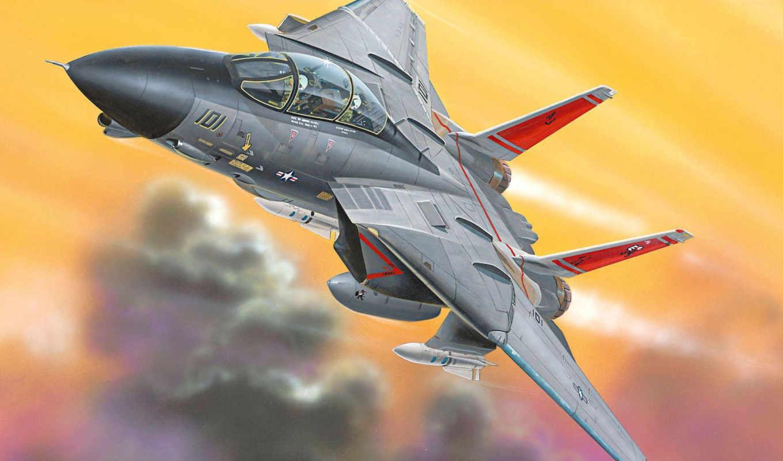 revell, tomcat, модели, оружие, купить, самолёт, модель, сборная, истребитель, сборные, magazine,