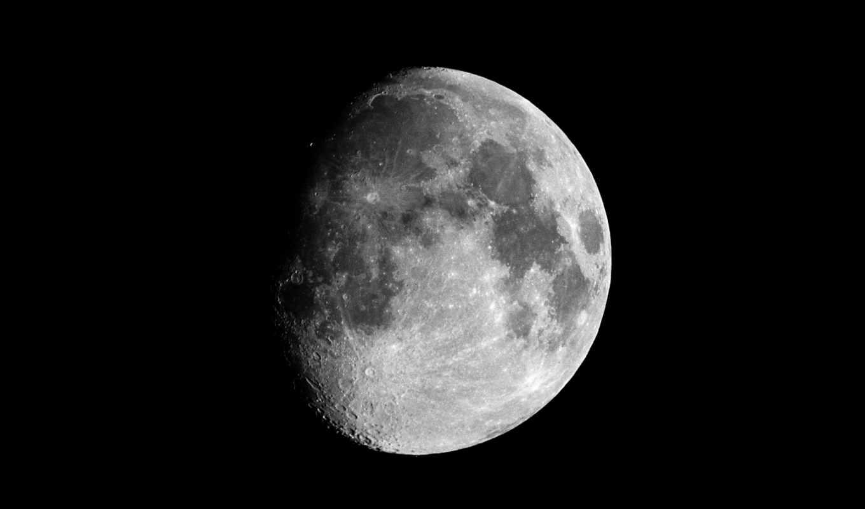 луна, iphone, черном, ipad, небе, изображения, desktop, black, космос,
