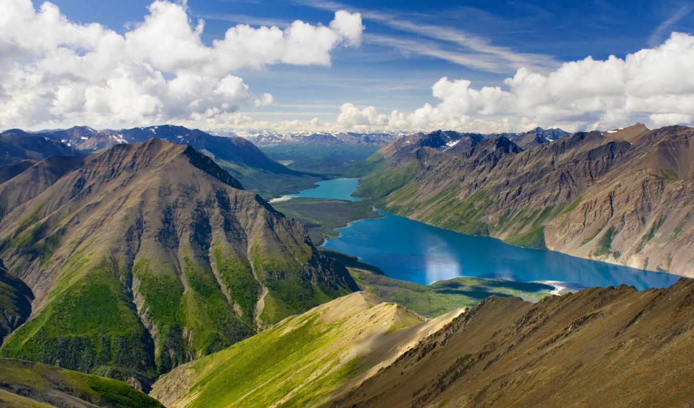горы, красивые, скачайте, очутитесь, свежем,