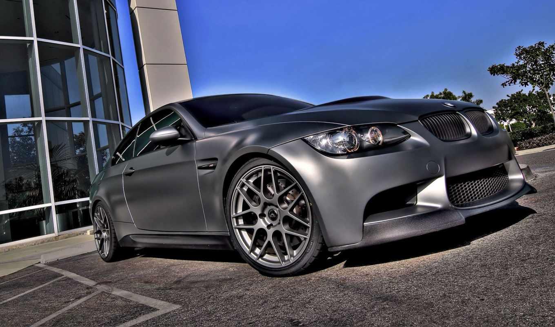 bmw, авто, silver, серый, m3,