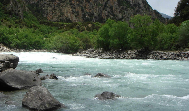 free, люди, nokia, pin, река, trees, ток, камни,