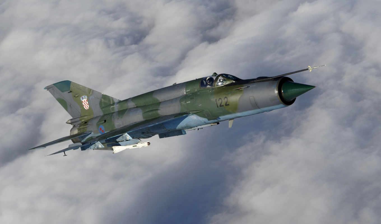 миг, полет, впервые, истребитель, полёта, самолёт, самолет МиГ-21у,