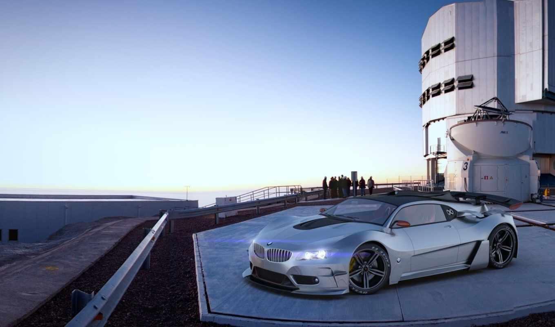 car, bmw, нью, февр, concept, автомобили,