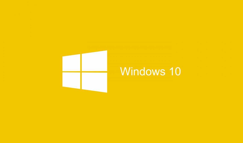 окно, yellow, logo, фон, microsoft, заставка