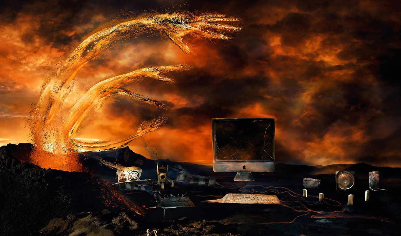 компьютер, ад, комплектующие