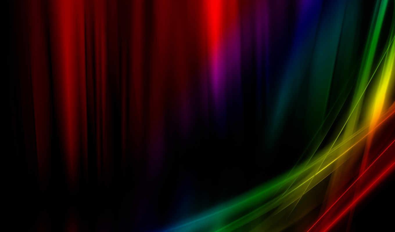 vista, windows, rainbow,
