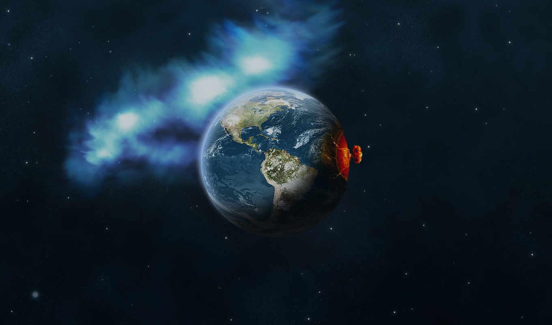 взрыв, катастрофа, земля, картинка, картинку, bg,