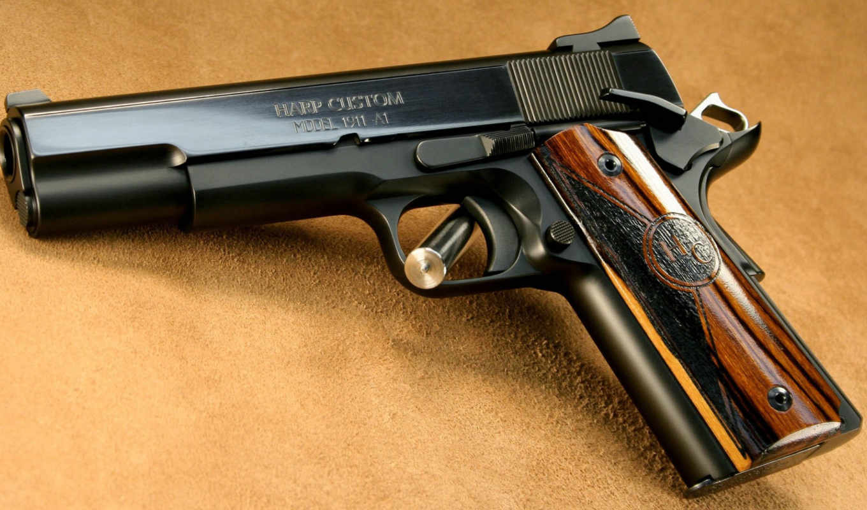 ,пистолет, happ, custom,