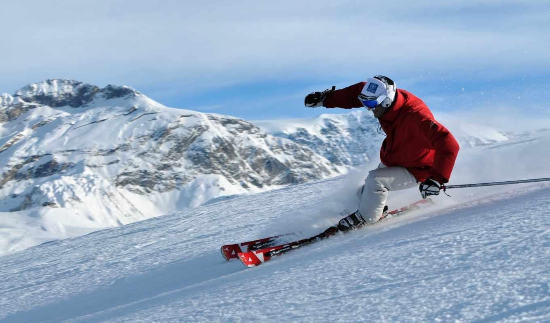 лыжи, горные, фрирайд, снег, лыжник, спорт, склоны, горы, правой, мыши, кнопкой, картинку, выберите, best, pack, картинка, ней, скачивания, save,