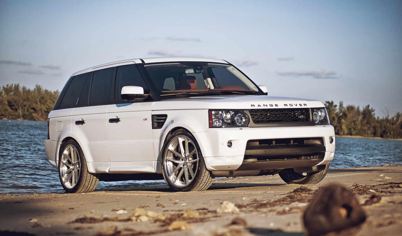 rover, range, спорт, land,