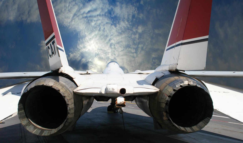 reaction, moteurs, aviones, авиация, самолёт, avion, oblaka, небо,