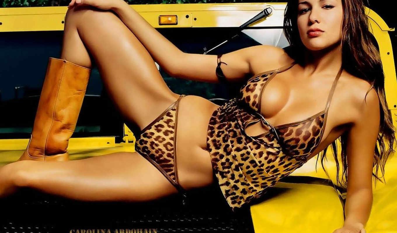 девушки, девка, грудь, тачка, girls, carolina, ardohain, sfondi, sexy, cars, pampita, afip, london, room, красоты, красивая, девушка,