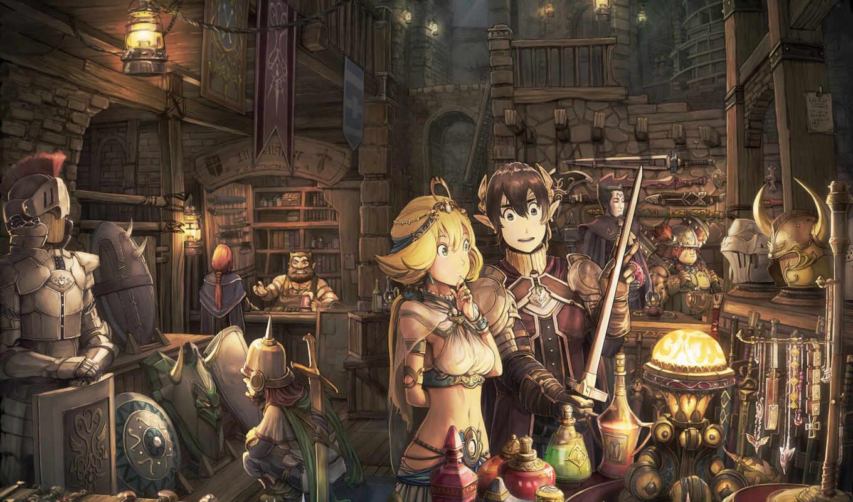 anime, магазин, girls, оружие, разное,