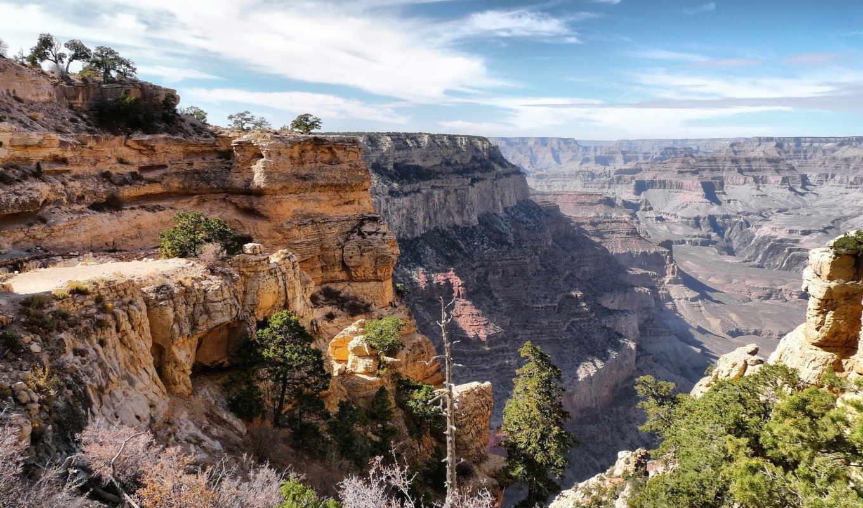 grand, каньон, wyoming, usa, картинка, teton, горы,
