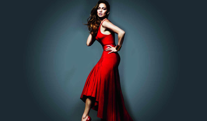 vestido, rojo, que, los, con, jennifer, más, para, mujer,