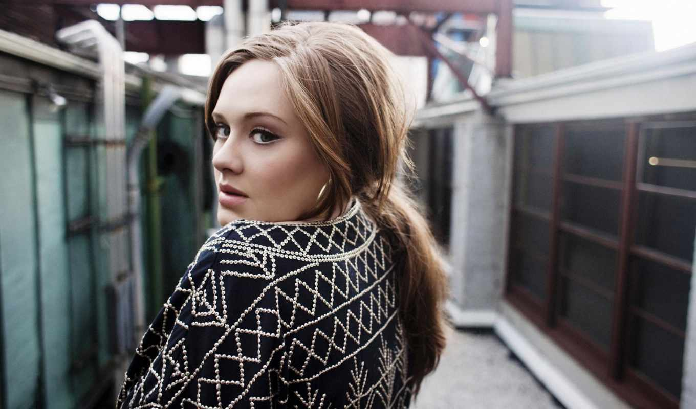 adele, leighton, meester, boyfriend, deep, rolling, profile, pictures,