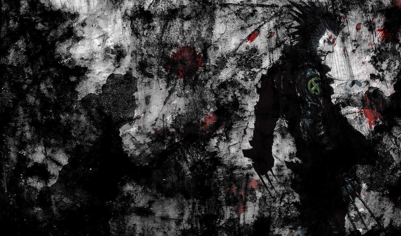 wolverine, стена, рисунки, серая, парень,