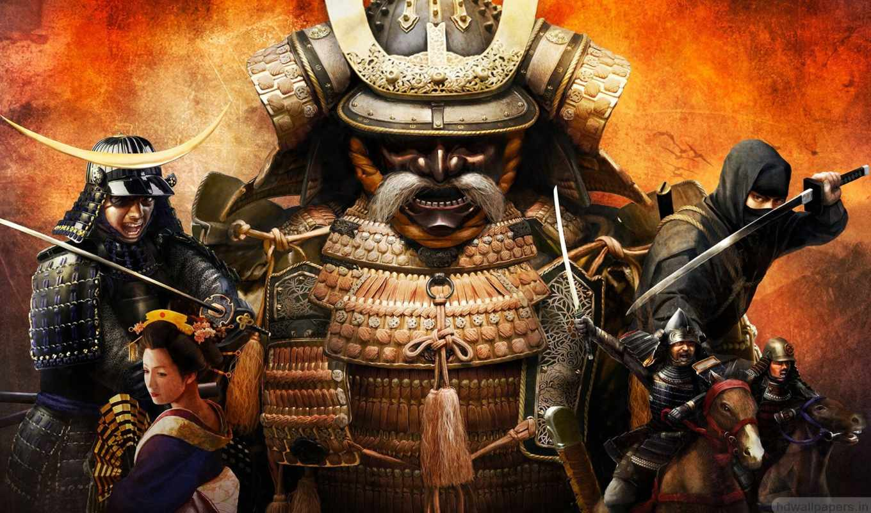 игры, total, war, shogun, игр,