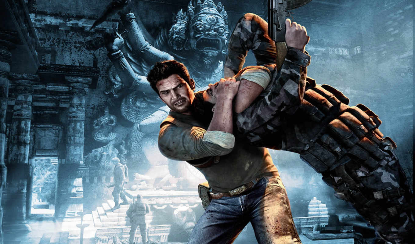 game, uncharted, games, free, игры, video,