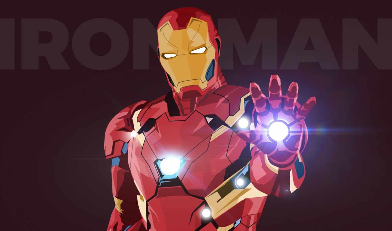 human, iron, мужчина