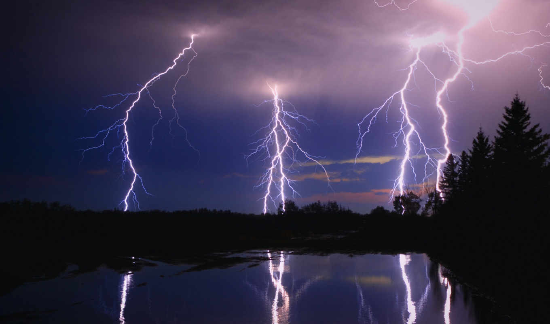 priroda, гроза, tormenta,