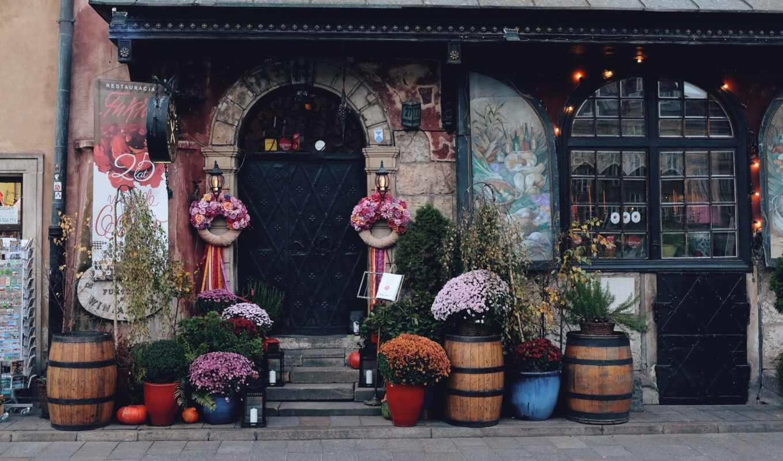 дверь, телефон, планшетный, domain, public, ноутбук, mobile, build, цветы
