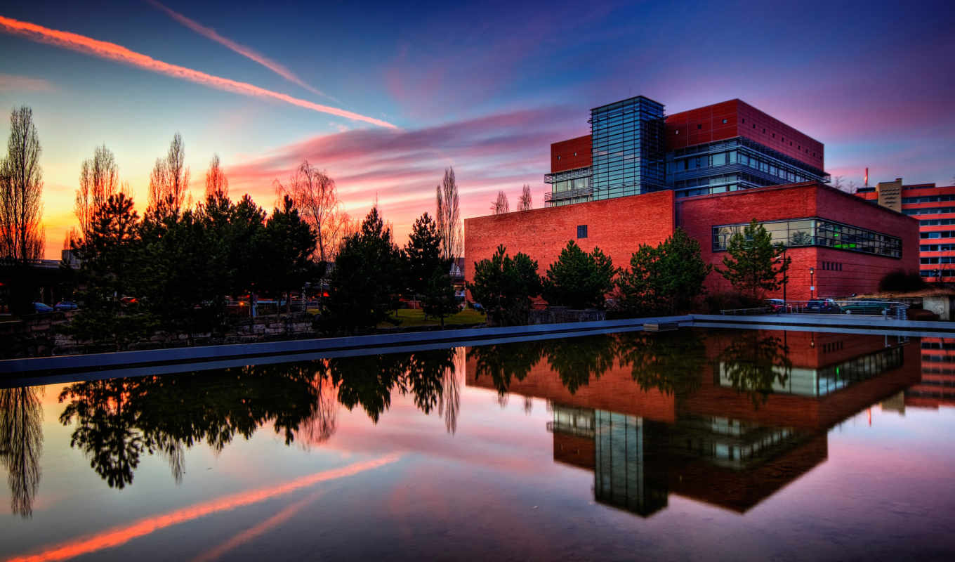 яркие, architecture, rar, hdr, buildings, cityscapes, photography, reflections, part, mixed, status, jpeg, town, city,