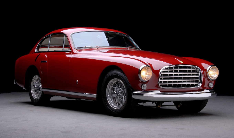 ferrari, classic, авто, red, автомобилей,